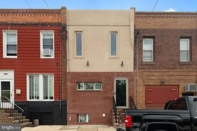 Point Breeze Townhouse For Sale: 1811 S 21st Street