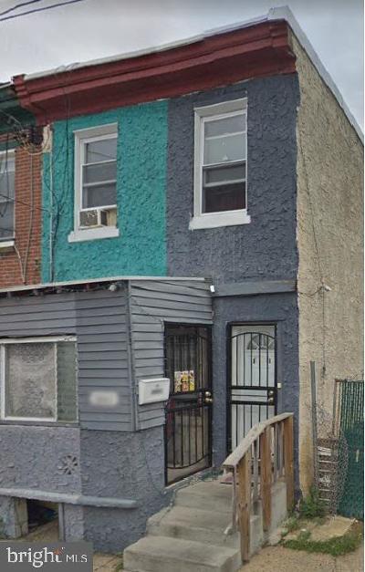 Philadelphia PA Townhouse For Sale: $105,000