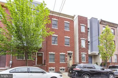 Graduate Hospital Multi Family Home For Sale: 763 S 15th Street