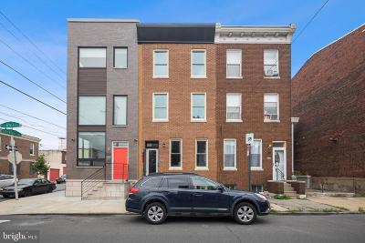 Fishtown Townhouse For Sale: 2203 E Cumberland Street
