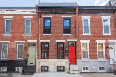 Point Breeze Townhouse For Sale: 2026 McClellan Street
