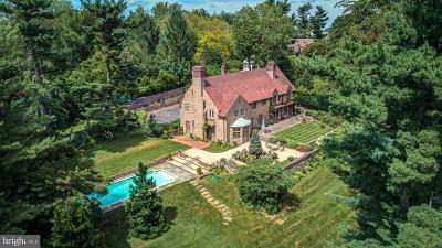 Chestnut Hill Single Family Home For Sale: 8909-13 Crefeld Street