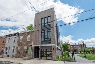 Graduate Hospital Townhouse For Sale: 2132 Montrose Street