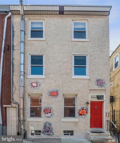 Northern Liberties Townhouse For Sale: 955 N Randolph Street