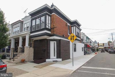 Brewerytown Townhouse For Sale: 1314 N 26th Street