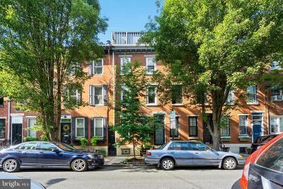 Queen Village Townhouse Active Under Contract: 527 Queen Street