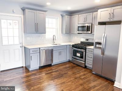 Brewerytown Single Family Home For Sale: 1437 N Marston Street