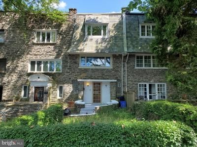 Mt Airy (East) Townhouse For Sale: 312 E Meehan Avenue