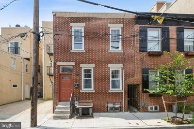Graduate Hospital Townhouse For Sale: 1606 Webster Street