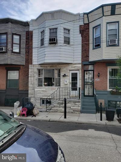 Philadelphia County Townhouse For Sale: 2056 Emily Street