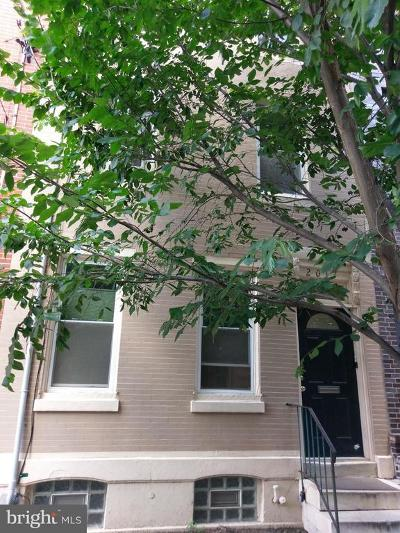 Philadelphia Multi Family Home For Sale: 2017 Fitzwater Street