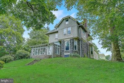Philadelphia Single Family Home For Sale: 5413 Ridge Avenue