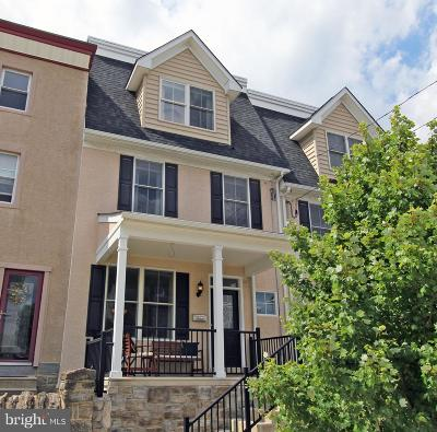 Manayunk Townhouse For Sale: 274 Hermitage Street #A