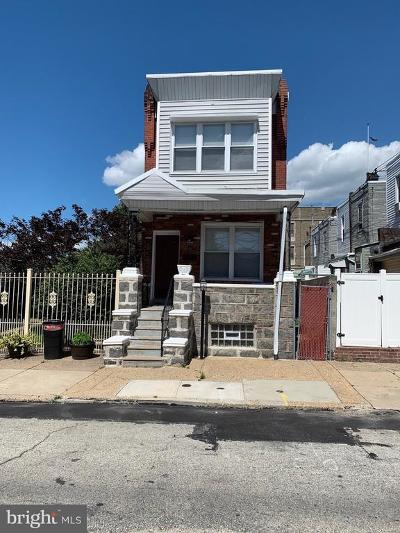 Port Richmond Single Family Home For Sale: 2527 E Monmouth Street