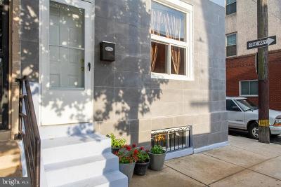 Philadelphia Single Family Home For Sale: 1239 S 12th Street