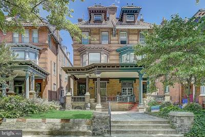 Philadelphia Single Family Home For Sale: 4637 Spruce Street