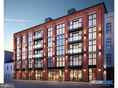 Fishtown Condo For Sale: 1232 N Front Street #4A