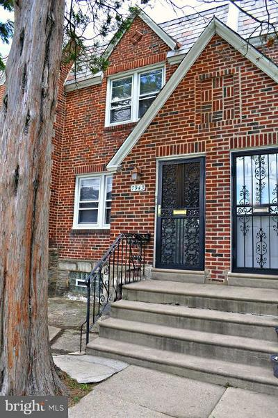 Mt Airy (East) Townhouse For Sale: 7943 Woolston Avenue