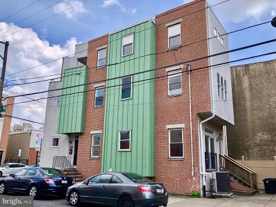 Philadelphia Townhouse For Sale: 1000 S 20th Street