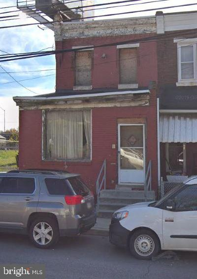 Tacony Single Family Home For Sale: 7107 State Road
