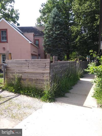Philadelphia Single Family Home For Sale: 8954-62 Ridge Avenue