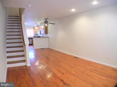 Point Breeze Townhouse For Sale: 2126 Earp Street