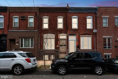 Point Breeze Townhouse For Sale: 1713 Moore Street