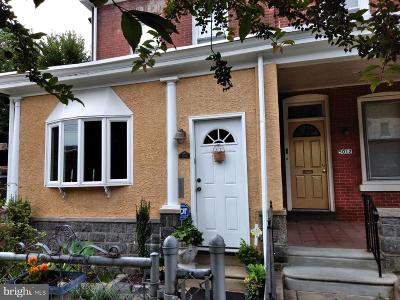 Germantown Single Family Home For Sale: 5010 Knox Street
