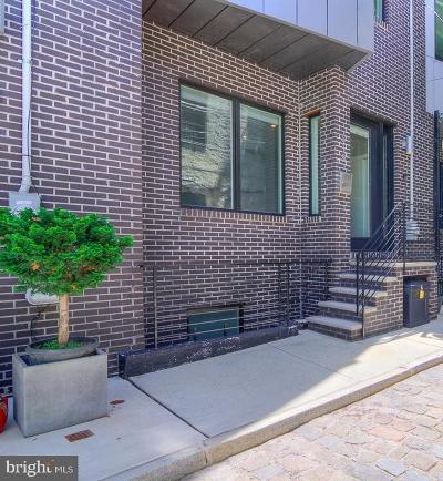 Northern Liberties Townhouse For Sale: 819 N Orkney Street