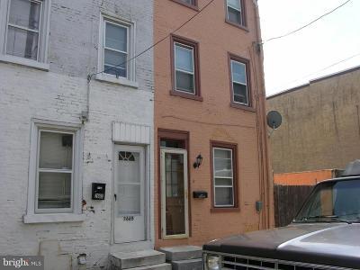 Fishtown Townhouse For Sale: 2663 Webb Street