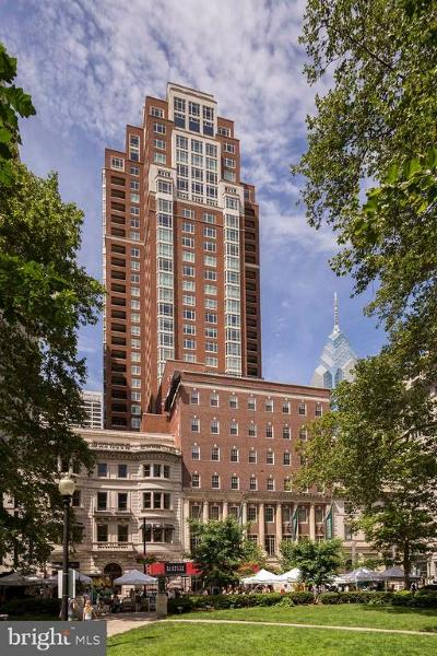 Rittenhouse Square Condo For Sale: 130 S 18th Street #905