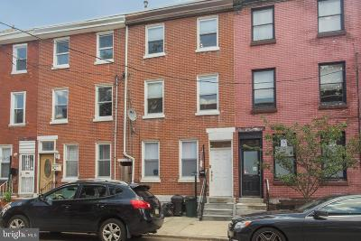 Philadelphia County Townhouse For Sale: 1529 N Lawrence Street