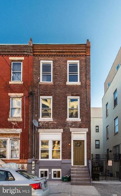 Philadelphia Multi Family Home For Sale: 1415 N Lawrence Street