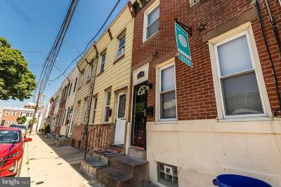 Fishtown Townhouse For Sale: 2539 E Dakota Street