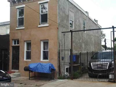 University City Townhouse For Sale: 3713 Wallace Street