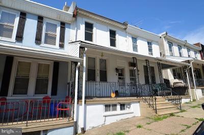 Roxborough Townhouse For Sale: 6160 Lawnton Street