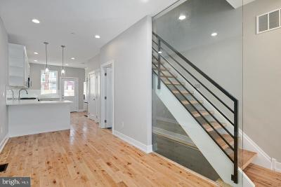Brewerytown Townhouse For Sale: 1261 N Dover Street
