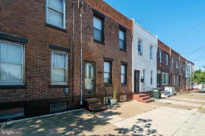 Philadelphia PA Townhouse For Sale: $179,900