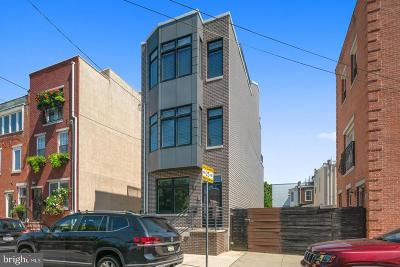 Philadelphia Single Family Home For Sale: 1911 Parrish Street