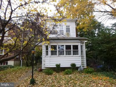 Philadelphia Single Family Home For Sale: 5731 Knox Street
