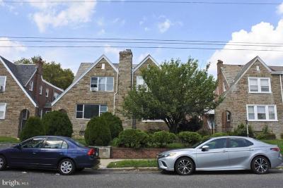 Philadelphia Single Family Home For Sale: 1525 Longshore Avenue