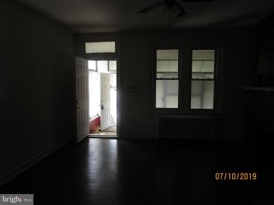 Philadelphia Single Family Home For Sale: 727 S 57th Street
