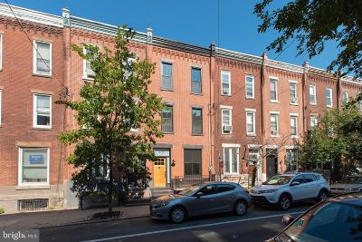 Art Museum Area Townhouse For Sale: 876 N 26th Street