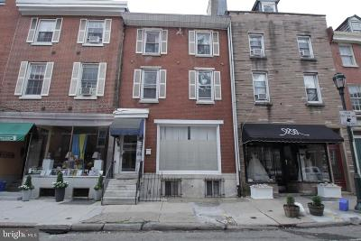 Philadelphia Multi Family Home For Sale: 1008 Pine Street