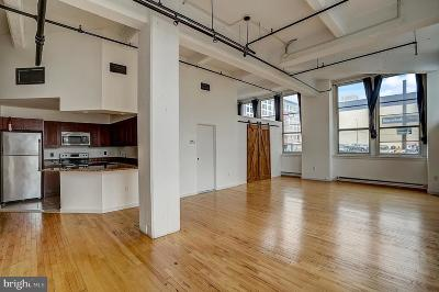 Loft District Single Family Home For Sale: 1238 Callowhill Street #208