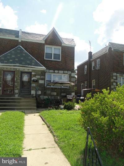 Rhawnhurst Single Family Home For Sale: 2020 Oakmont Street