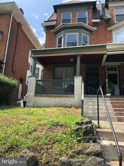 Germantown Single Family Home For Sale: 435 W Hansberry Street
