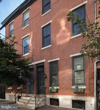 Northern Liberties Townhouse For Sale: 1012 N 5th Street