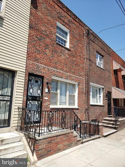 Point Breeze Townhouse For Sale: 1528 S 18th Street
