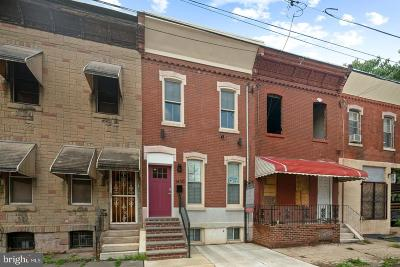 Brewerytown Townhouse For Sale: 1430 N 24th Street